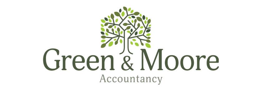 Green & Moore Accountancy logo