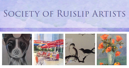The Society of Ruislip Artists