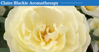 Claire Blackie Aromatherapy