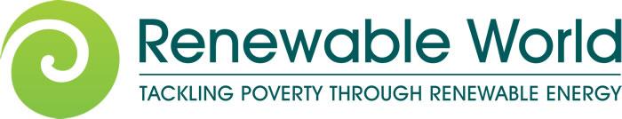 Renewable World banner